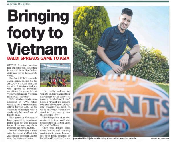 Liverpool Leader Vietnam Trip