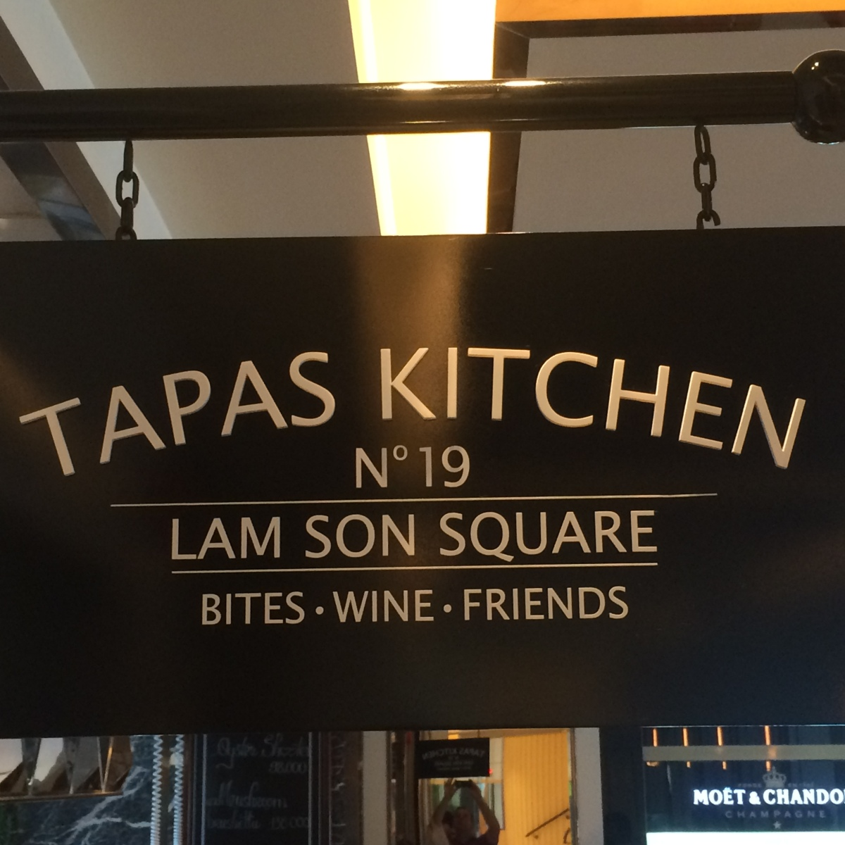 Tapas Kitchen Caravelle  Ho Chi Minh City