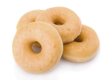 Plain-Donut